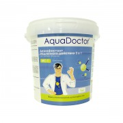 AquaDoctor MC-T хлор 3-в-1 длит. действия 1 кг (таблетки 200г)
